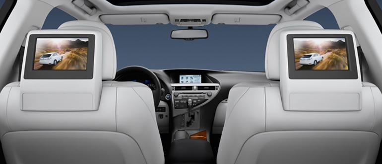 Lexus map updates